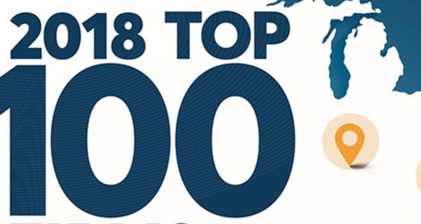 Accounting Today 2018 Top 100 Rankings