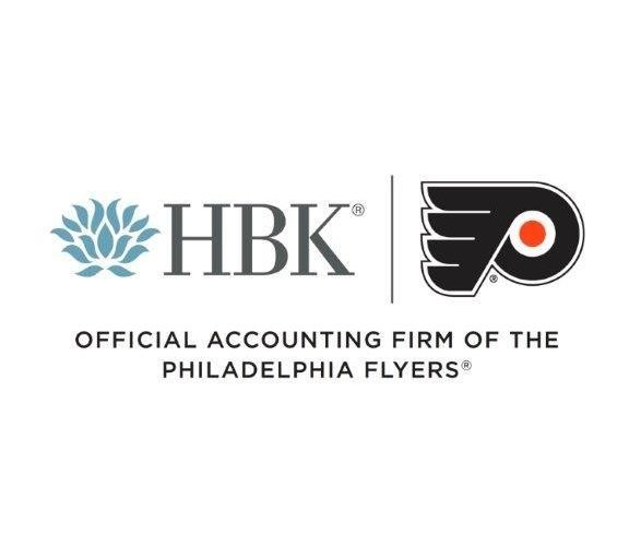 HBK Announced as Official Accounting Firm of the Philadelphia Flyers