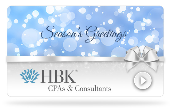 HBK 2018 Holiday Greetings