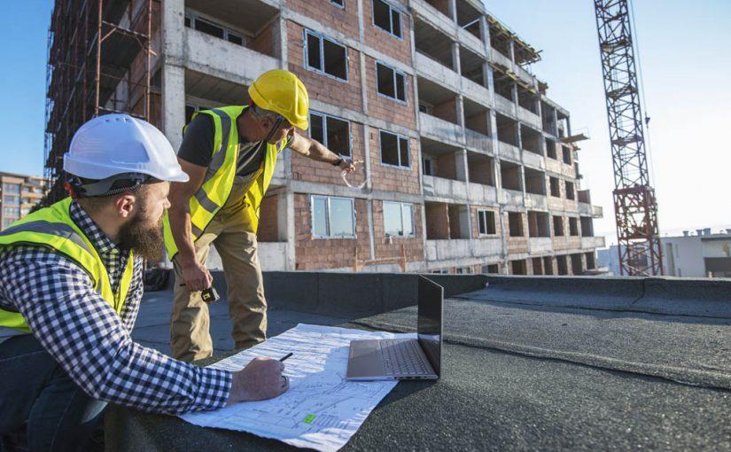 Construction Site Architect