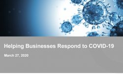Watch: Helping Businesses Respond to COVID 19