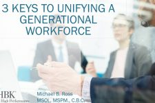 Watch: From Survive to Thrive – Three Keys to Leading a Multi Generational Workforce